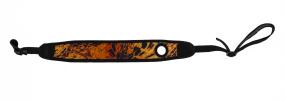 10204162010-Rifle-sling-thumb-hole-Orange-I