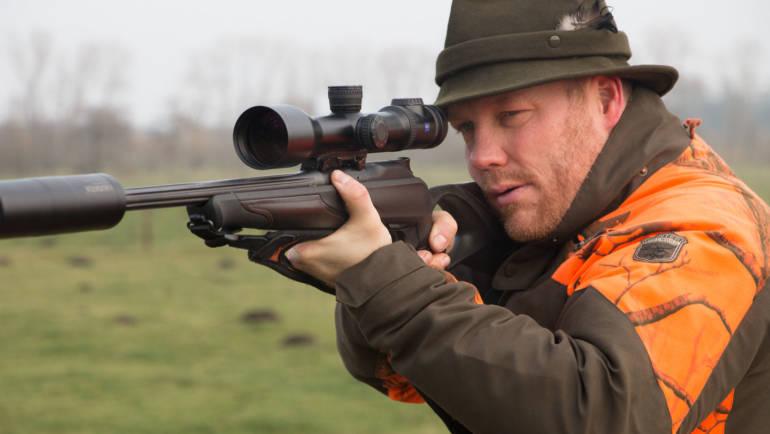 Gewehrriemen von Mjoelner hunting
